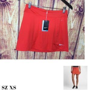 Nike Golf Woman Dry Skort Size XS